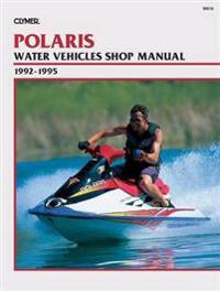 Polaris Water Vehicles Shop Manual 1992-1995
