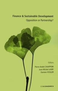 Finance & Sustainable Development