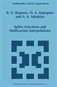 Spline Functions and Multivariate Interpolations