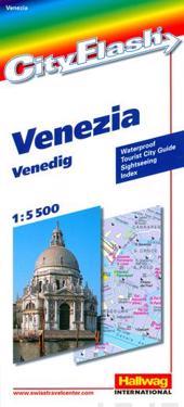 Venice/Venise City Flash Map