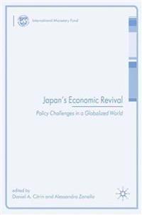Japan's Economic Revival