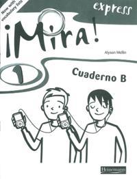 Mira Express 1 Workbook B Revised Edition (Pack of 8) -  - böcker (9780435394929)     Bokhandel