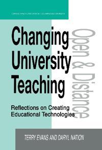 Changing University Teaching