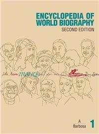 Encyclopedia of World Biography 1999 Supplement