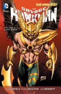 The Savage Hawkman 2