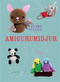 25 små gulliga Amigurumidjur