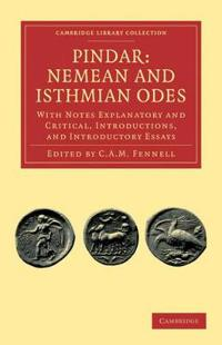 Pindar Nemean and Isthmian Odes