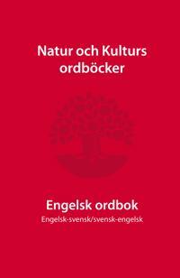 Engelsk ordbok : Engelsk-svensk / svensk-engelsk
