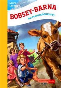 Bobsey-barna og pianospøkelset
