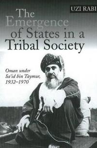 The Emergence of States in a Tribal Society