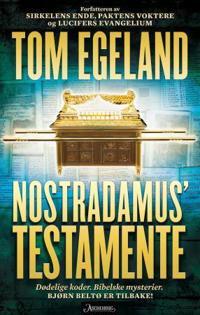 Nostradamus' testamente