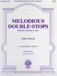Melodious Double-Stops Complete for Violin: Books I and II