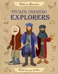 Sticker Dressing Explorers