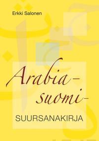 Arabia-suomi suursanakirja