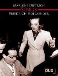 Marlene Dietrich Sings Friedrich Hollaender