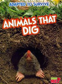 Animals That Dig