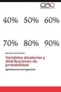 Variables Aleatorias y Distribuciones de Probabilidad