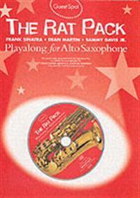 Guest spot - rat pack playalong for alto saxophone