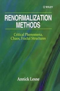 Renormalization Methods