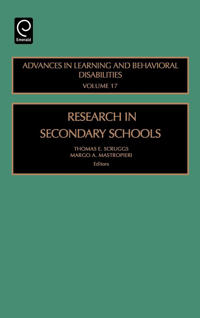 Research In Secondary Schools