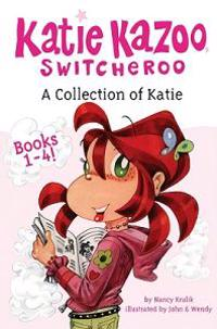 A Collection of Katie, Books 1-4