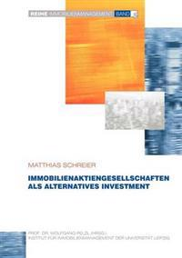 Immobilienaktiengesellschaften ALS Alternatives Investment