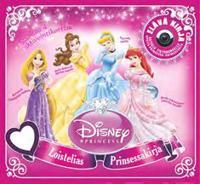 Disney Prinsessat - Elävä kirja