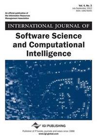 International Journal of Software Science and Computational Intelligence, Vol 4 ISS 3