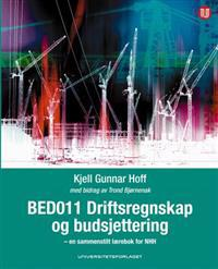 BED 011; driftsregnskap og budsjettering