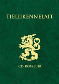 Tieliikennelait 2010 (cd-rom)
