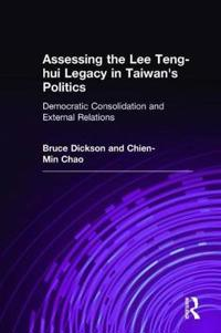 Assessing the Lee Teng-Hui Legacy in Taiwan's Politics