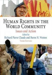 Human Rights in the World Community