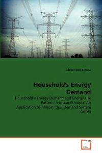 Household's Energy Demand
