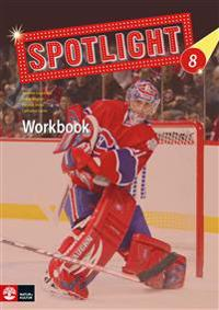 Spotlight 8 Workbook