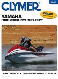 Clymer Yamaha Four Stroke PWC 2002-2009