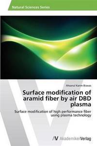 Surface Modification of Aramid Fiber by Air Dbd Plasma