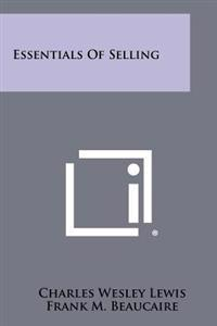 Essentials of Selling