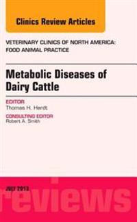 Metabolic Diseases of Dairy Cattle