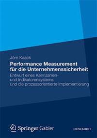 Performance-measurement Fur Die Unternehmenssicherheit