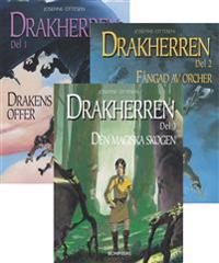 Drakherren. Paket 1, bok 1-3
