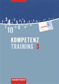 mathe:pro Kompetenztraining 3 Fit für die Standards