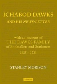Ichabod Dawks and his Newsletter