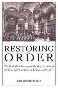 Restoring Order