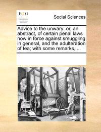 Advice to the Unwary