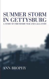 Summer Storm in Gettysburg