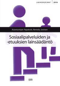 Sosiaalipalvelujen ja -etuuksien lainsäädäntö