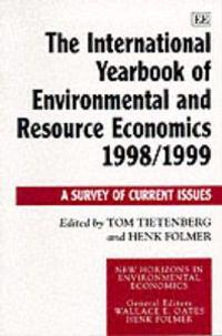 The International Yearbook of Environmental and Resource Economics 1998/1999