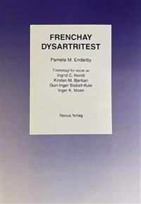 Frenchay dysartritest