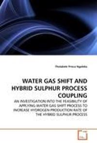 Water Gas Shift and Hybrid Sulphur Process Coupling