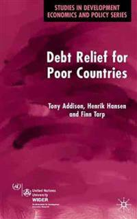 Debt Relief for Poor Countries